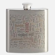 Oliver Twist Word Cloud Flask