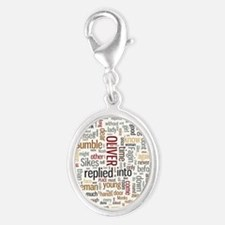 Oliver Twist Word Cloud Charms