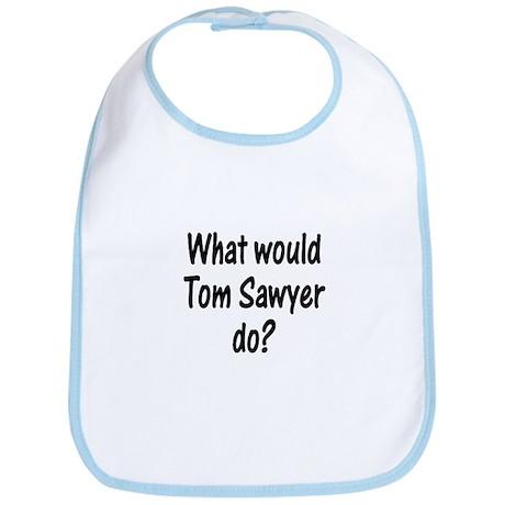 Tom Sawyer Bib