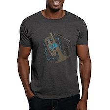 Brown Mellophone T-Shirt