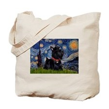 Starry / Scotty(bl) Tote Bag