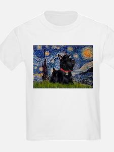 Starry / Scotty(bl) T-Shirt