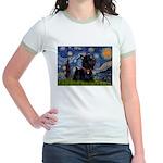 Starry / Scotty(bl) Jr. Ringer T-Shirt