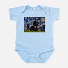 Starry / Scotty(bl) Infant Bodysuit