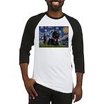 Starry / Scotty(bl) Baseball Jersey