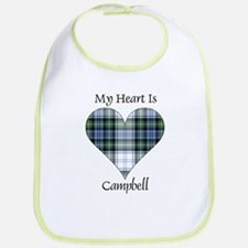 Heart-Campbell dress Bib