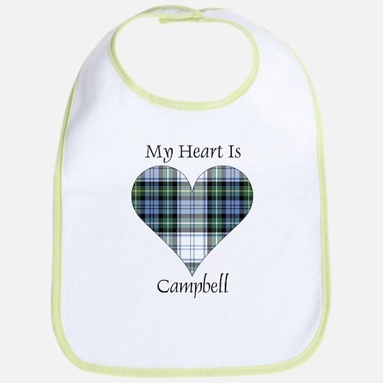 Heart-Campbell dress Bib
