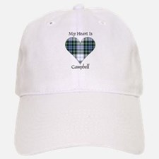 Heart-Campbell dress Baseball Baseball Cap