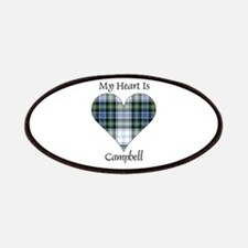 Heart-Campbell dress Patch