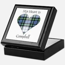 Heart-Campbell dress Keepsake Box