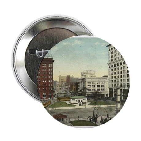 """Downtown Youngstown 2.25"""" Button"""
