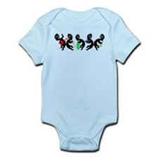 Kokopelli Band Infant Bodysuit