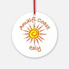 Amalfi Coast, Italy Ornament (Round)