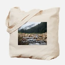 Spearfish Canyon, Black Hills Tote Bag