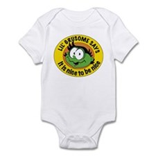 Nice to Be Nice Infant Bodysuit