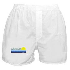 Amalfi Coast, Italy Boxer Shorts