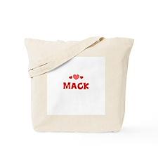 Mack Tote Bag