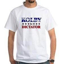 KOLBY for dictator Shirt