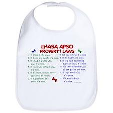 Lhasa Apso Property Laws 2 Bib