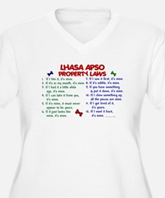 Lhasa Apso Property Laws 2 T-Shirt