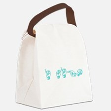 I SIGN Canvas Lunch Bag
