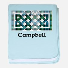 Knot-Campbell dress baby blanket