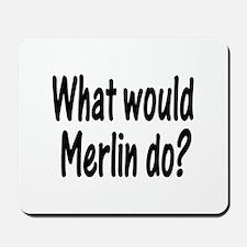 Merlin Mousepad