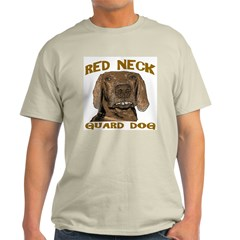 Red Neck Guard Dog T-Shirt