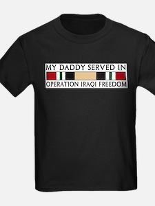 Operation Iraqi Freedom Daddy T-Shirt