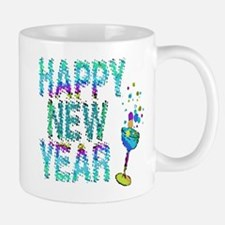Happy New Year 1 & 2 - Mug