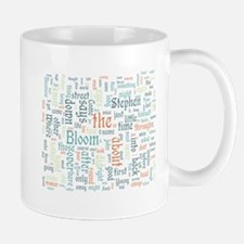 Ulysses Word Cloud Mugs