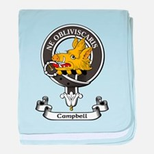 Badge - Campbell baby blanket