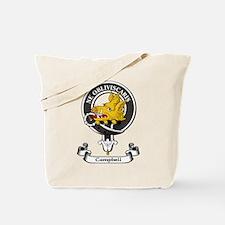 Badge - Campbell Tote Bag