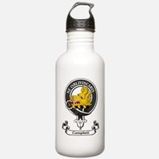 Badge - Campbell Water Bottle