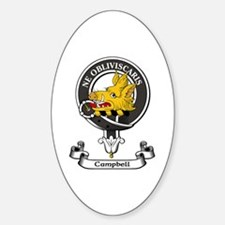 Badge - Campbell Decal