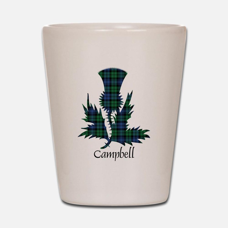 Thistle - Campbell Shot Glass
