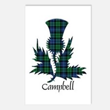 Thistle - Campbell Postcards (Package of 8)