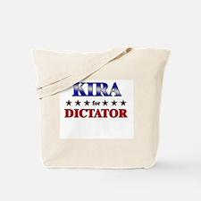 KIRA for dictator Tote Bag
