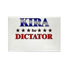 KIRA for dictator Rectangle Magnet