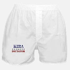KIRA for dictator Boxer Shorts