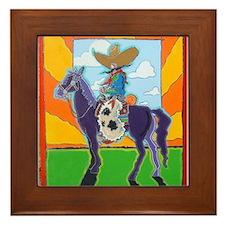 Darryl Framed Tile