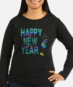 Happy New Year 1 & 2 T-Shirt