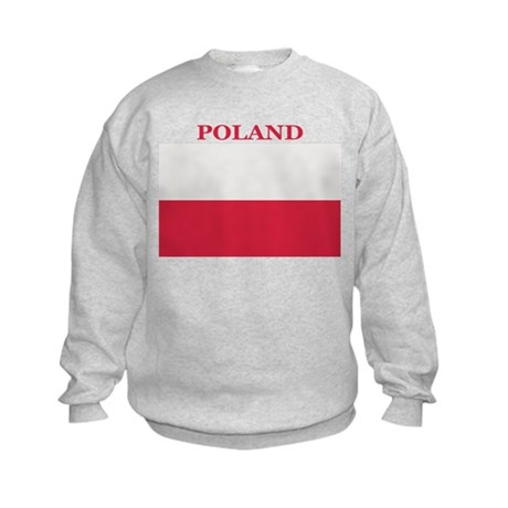 Poland Kids Sweatshirt