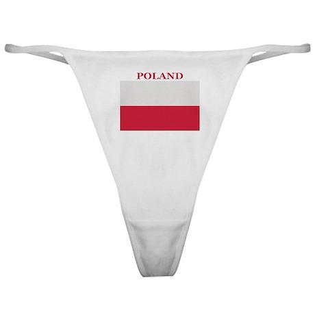 Poland Classic Thong