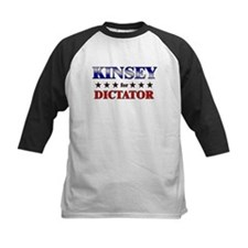 KINSEY for dictator Tee