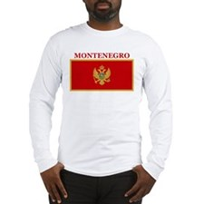Montenegro Long Sleeve T-Shirt