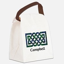 Knot - Campbell Canvas Lunch Bag
