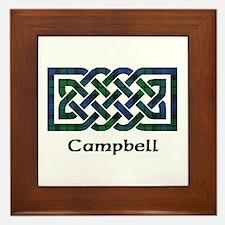 Knot - Campbell Framed Tile