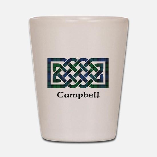 Knot - Campbell Shot Glass