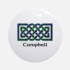 Knot - Campbell Ornament (Round)